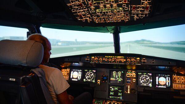 Тренажер для пилотов