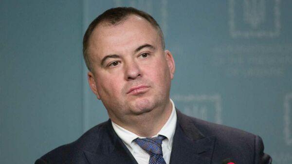 Бывший первым заместителем секретаря СНБО Украины Олег Гладковский