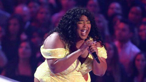 Певица Лиззо на церемонии вручения премии 2019 MTV Video Music Awards
