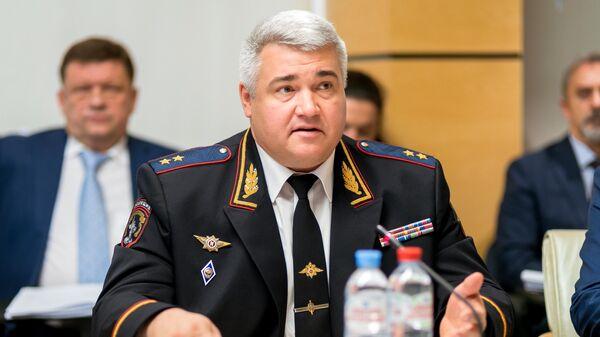 Начальник ГУОБДД МВД России Михаил Черников