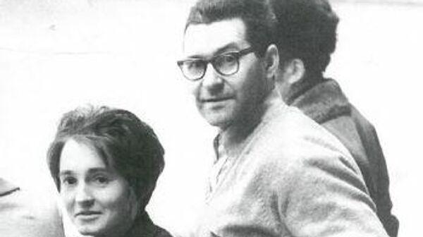 Тамара и Игорь Москвины. Архивное фото
