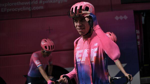 Велогонщик Ригоберто Уран (Колумбия)