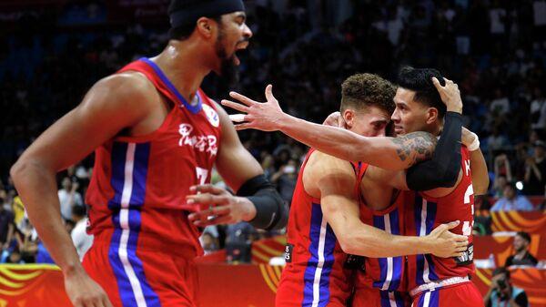 Баскетболисты сборной Пуэрто-Рико