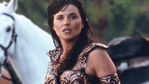 Кадр из сериала Зена – королева воинов
