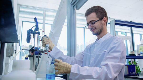 Лаборатория новых магнитных материалов БФУ им. И. Канта