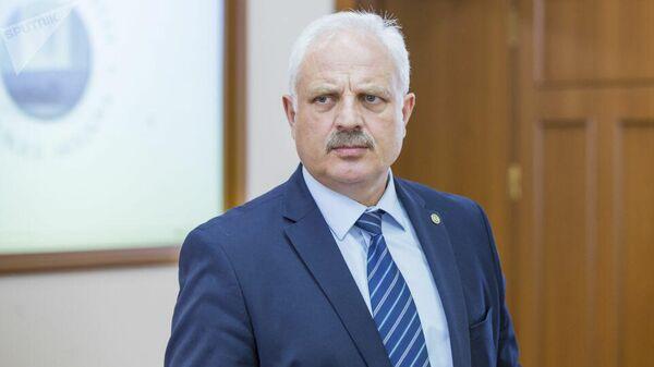 Заместитель премьер-министра Молдавии Василий Шова