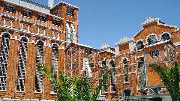 Музей электричества в Лиссабоне (Португалия)
