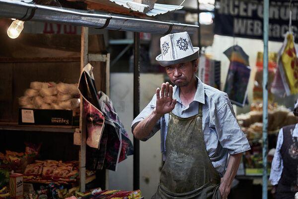 Киргизия глазами фотографа Ричарда Ватсона