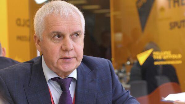 Временно исполняющий обязанности руководителя Федерального агентства лесного хозяйства Михаил Клинов