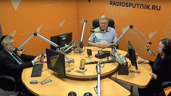 Васильев vs Эскин: готов ли Трамп к сотрудничеству с Москвой?