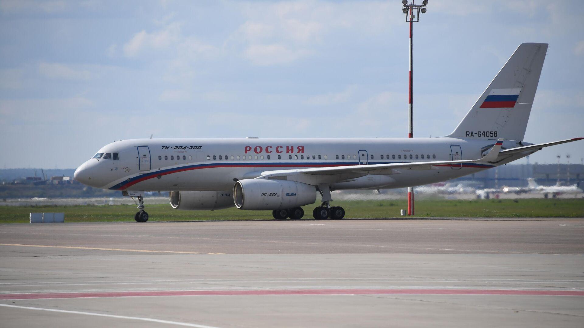 Российский самолет Ту-204 - РИА Новости, 1920, 28.07.2020