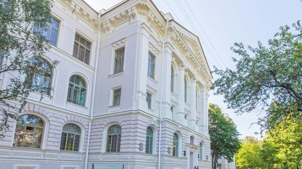 Здание Санкт-Петербургского политехнического университета