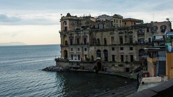 Дома на набережной Неаполя