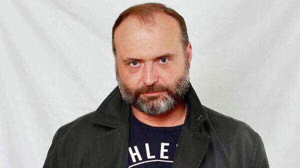 Актер и режиссер Марк Горонок