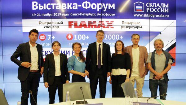 Третья Международная выставка-форум СКЛАДЫ РОССИИ пройдет 19-21 ноября