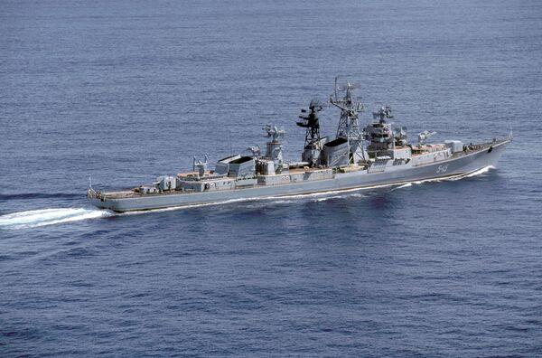 Большой противолодочный корабль проекта 61 Строгий