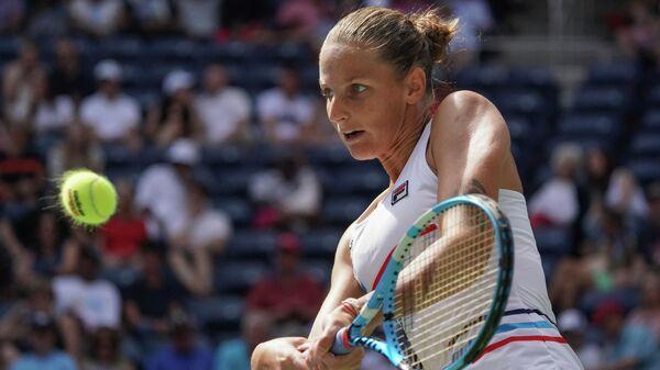 Плишкова пробилась в полуфинал турнира в Чжэнчжоу