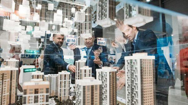Международный форум и выставка высотного и уникального строительства 100+ Forum Russia