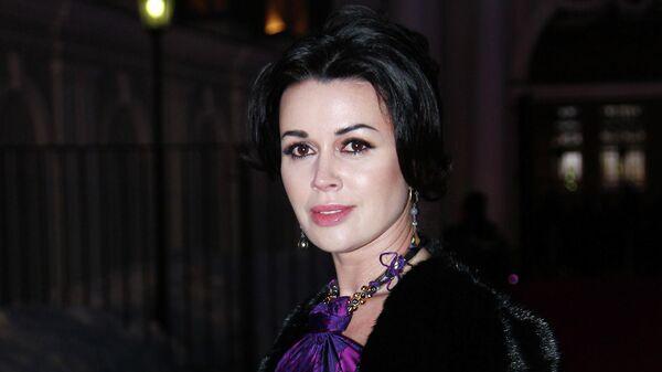 Актриса Анастасия Заворотнюк