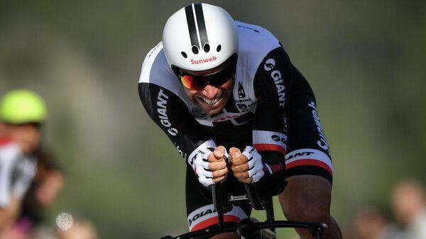 Австралийский велогонщик Майкл Мэттьюс