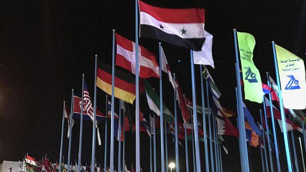 Международная выставка промышленных товаров в Дамаске