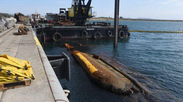 США подтвердили интерес к покупке порта Александруполис на севере Греции
