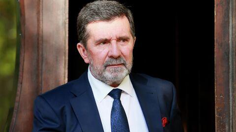 Чрезвычайный и полномочный посол Республики Сербия в России Славенко Терзич