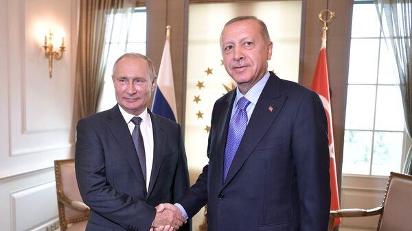 Сохранит ли Эрдоган политическое доверие Путина?