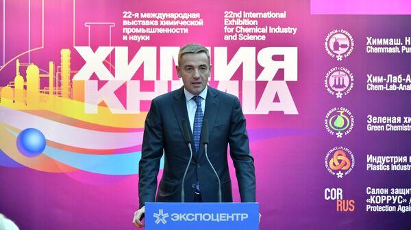 Заместитель министра промышленности и торговли Виктор Евтухов