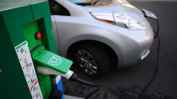 КРЭТ хочет расширить зону покрытия зарядных станций для электромобилей