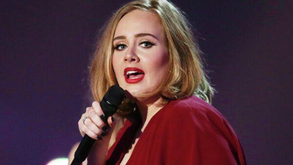 Певица Adele