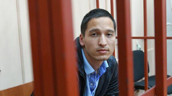 Айдар Губайдуллин в суде