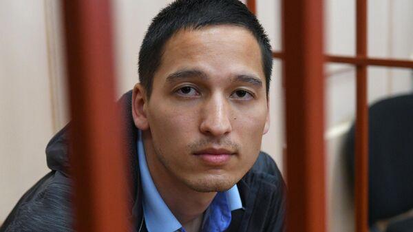 Айдар Губайдулин в суде