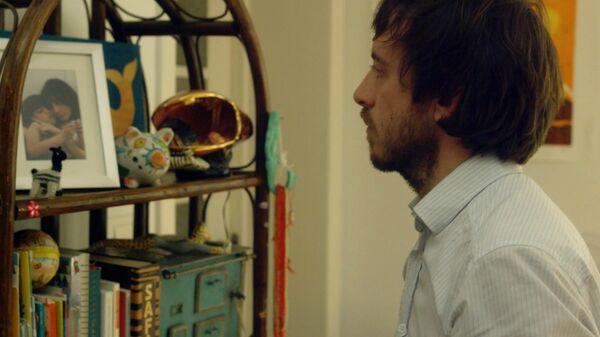 Кадр из фильма Слон и бабочка