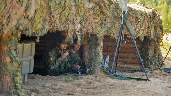 Совместные учения Щит Союза-2019 с участием военных из России и Белоруссии