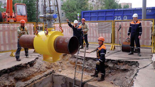 Мосгаз готовит газовые сети столицы к осенне-зимнему периоду