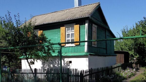Старый дом в станице Старочеркасская