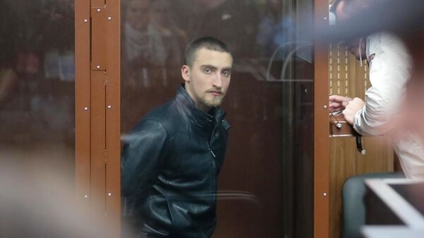 Актер Павел Устинов