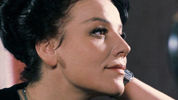Оперная певица Ирина Богачева