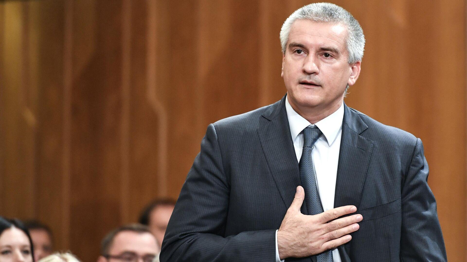 Аксенов допустил появление в Госдуме новых представителей от Крыма