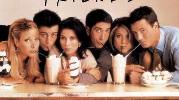 Постер из сериала Друзья