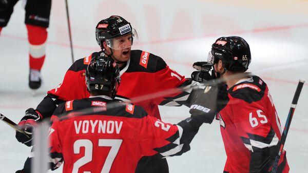 Вячеслав Войнов, Роб Клинкхаммер и Сергей Шумаков (слева направо)