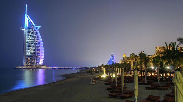 Отель Бурдж-эль-Араб