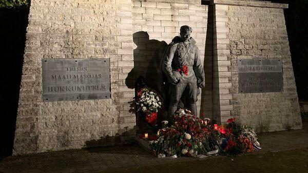 Памятник Воину-Освободителю в Таллине