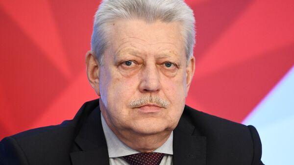 Председатель Московской федерации профсоюзов Михаил Антонцев