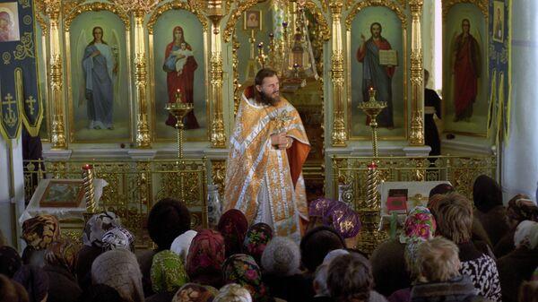 Православная Свято-Троицкая Симеонова Обитель Милосердия в поселке Саракташ
