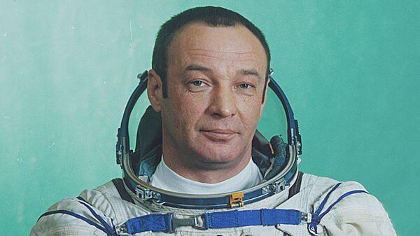 Летчик-космонавт Геннадий Манаков