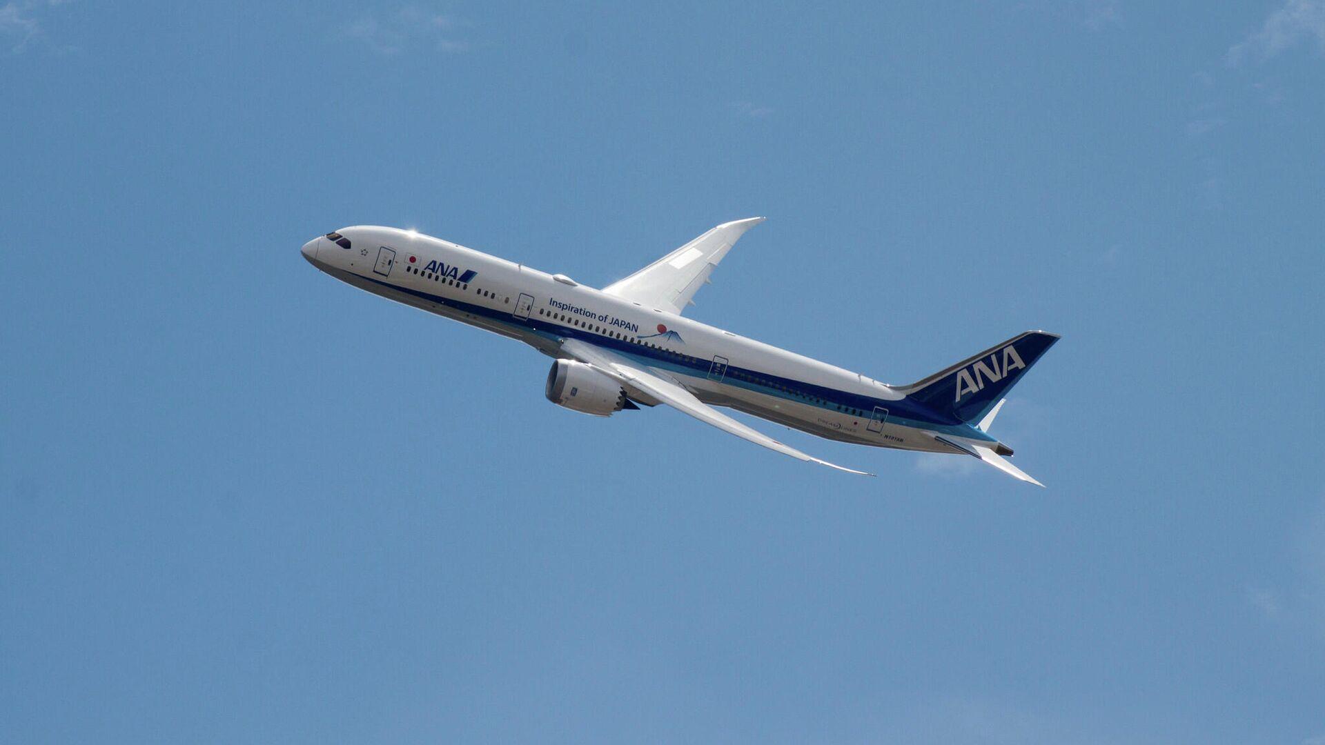 Летевший из Токио во Франкфурт Boeing вынужденно сел в Красноярске