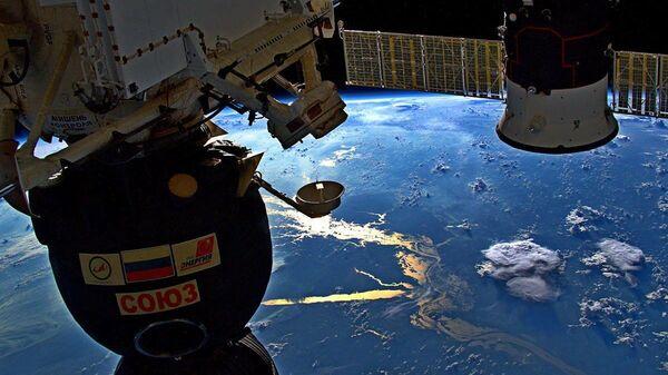 На американском сегменте МКС отказал блок электропитания