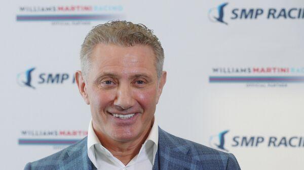 Основатель и руководитель программы развития российского автоспорта SMP Racing Борис Ротенберг